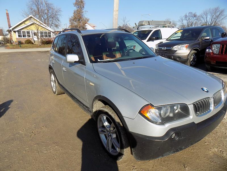 2004 Bmw X3 car for sale in Detroit