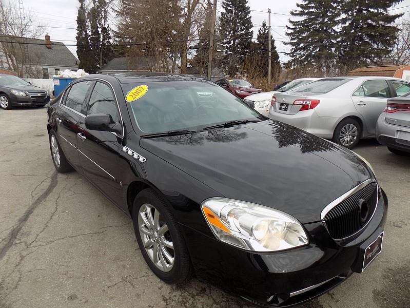 2007 Buick Lucerne car for sale in Detroit