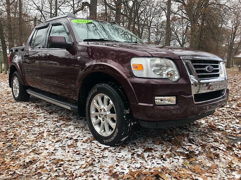 2007 Ford Explorer Sport Trac car for sale in Detroit