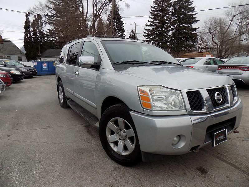 2004 Nissan Armada car for sale in Detroit