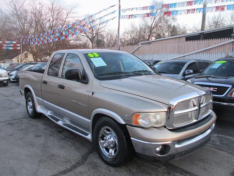 2003 Dodge Ram Pickup 2500 car for sale in Detroit