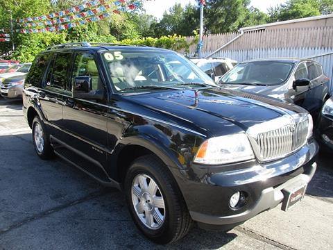 2005 Lincoln Aviator for sale in Oregon, OH