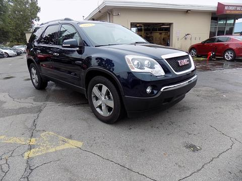 2012 GMC Acadia for sale in Oregon, OH