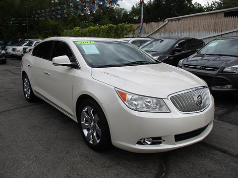 2011 Buick LaCrosse for sale in Oregon, OH