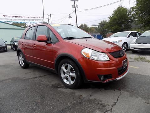 2008 Suzuki SX4 Crossover for sale in Oregon, OH
