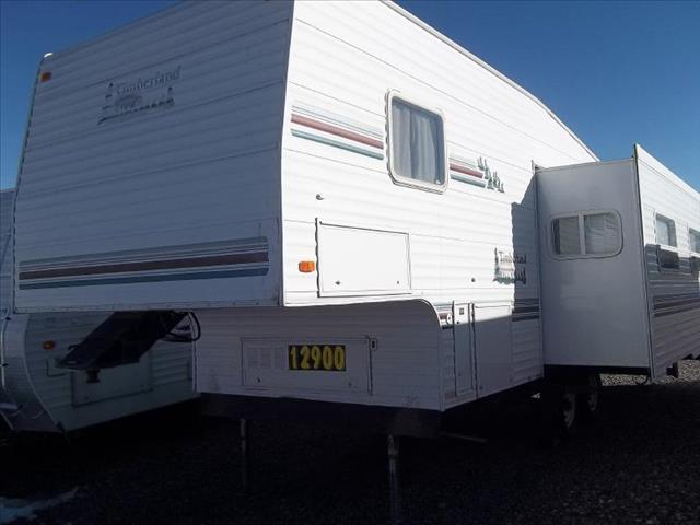 2002 TIMBERLINE 25 5RL2