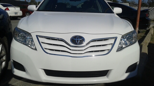 2011 Toyota Camry For Sale In Oklahoma