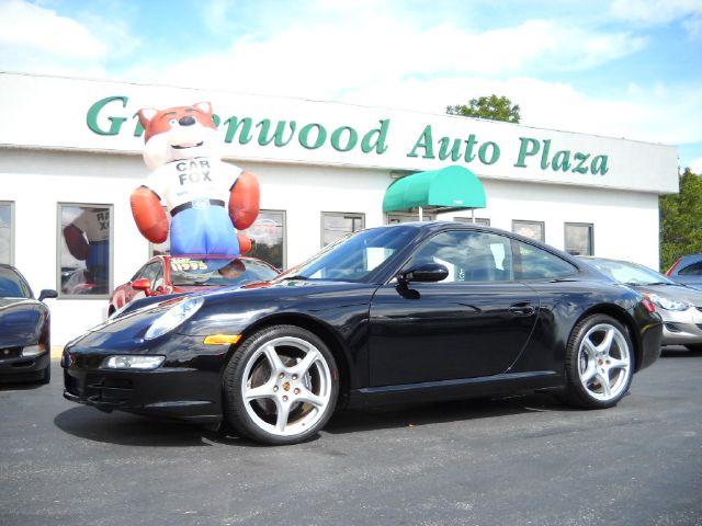 2008 Porsche 911
