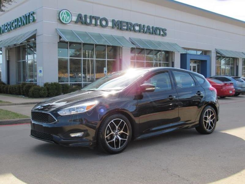 Used Ford Focus For Sale In Plano Tx Carsforsale Com