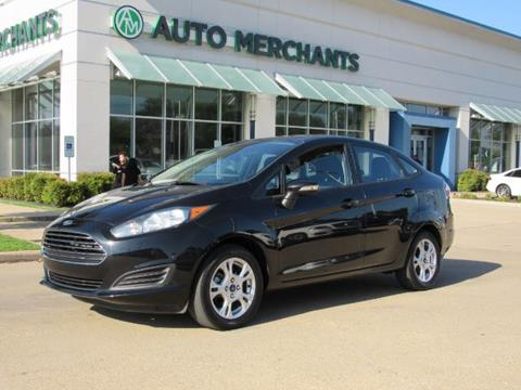 2014 Ford Fiesta for sale in Plano, TX
