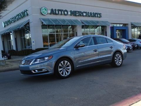 2013 Volkswagen CC for sale in Plano, TX