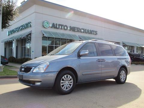 2014 Kia Sedona for sale in Plano, TX