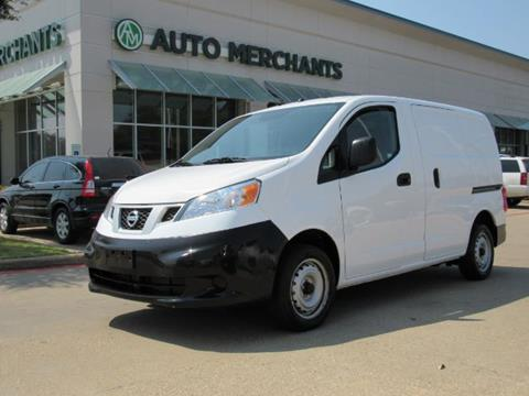 2016 Nissan NV200 for sale in Plano, TX