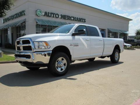 2016 RAM Ram Pickup 3500 for sale in Plano, TX