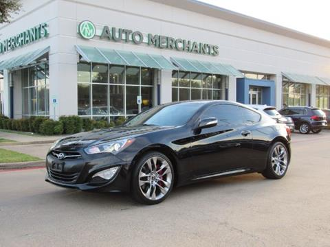 2014 Hyundai Genesis Coupe for sale in Plano, TX