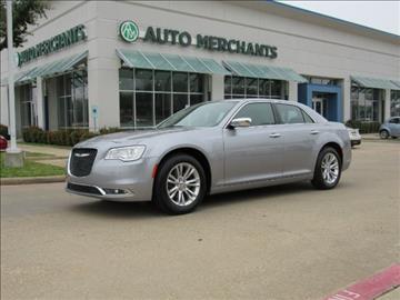 2017 Chrysler 300 for sale in Plano, TX