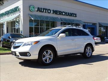 2013 Acura RDX for sale in Plano, TX