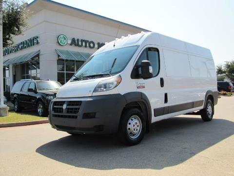 2016 RAM ProMaster Window for sale in Plano, TX