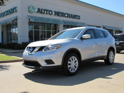 2015 Nissan Rogue for sale in Plano, TX