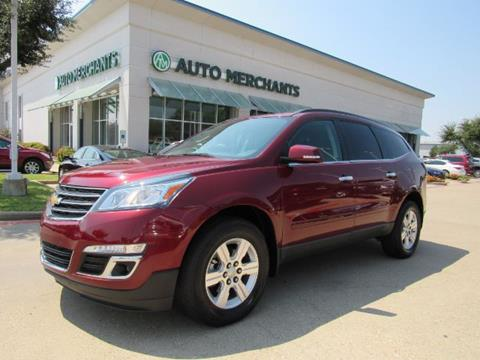 2017 Chevrolet Traverse for sale in Plano, TX