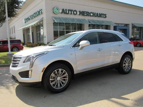 2017 Cadillac XT5 for sale in Plano, TX