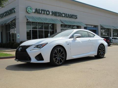 2015 Lexus Rc F For Sale In Indiana Carsforsale