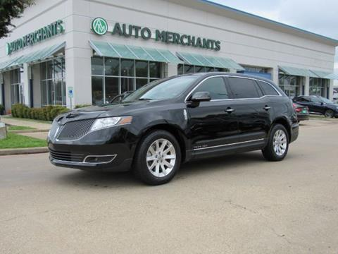 2016 Lincoln MKT Town Car for sale in Plano, TX