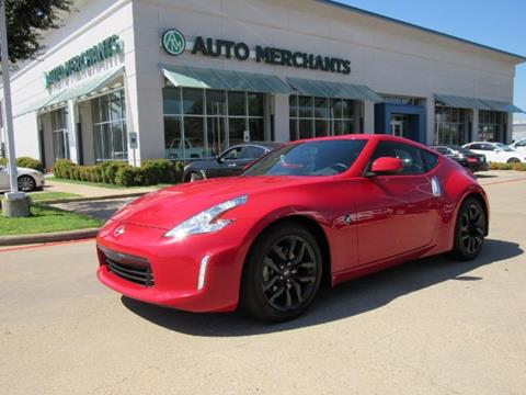 2016 Nissan 370Z for sale in Plano, TX