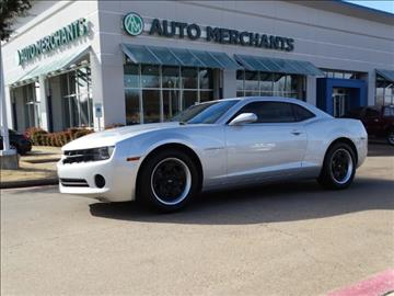 2012 Chevrolet Camaro for sale in Plano, TX