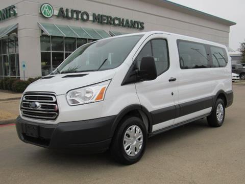 2018 Ford Transit Passenger for sale in Plano, TX
