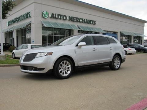 2013 Lincoln MKT for sale in Plano, TX