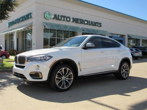 2015 BMW X6 for sale in Plano, TX