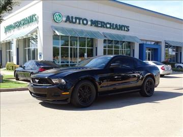 2012 Ford Mustang for sale in Plano, TX