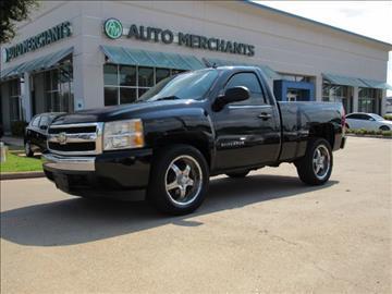 2008 Chevrolet Silverado 1500 for sale in Plano, TX