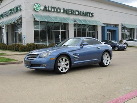2006 Chrysler Crossfire for sale in Plano, TX