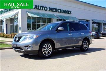 2015 Nissan Pathfinder for sale in Plano, TX