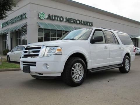 2012 Ford Expedition EL for sale in Plano, TX