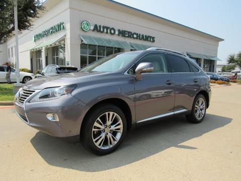 2014 Lexus RX 350 for sale in Plano, TX