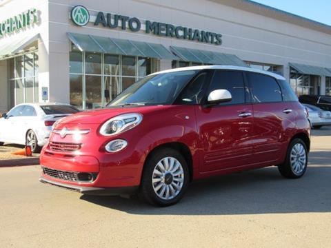 2014 FIAT 500L for sale in Plano, TX
