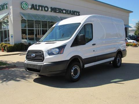 2018 Ford Transit Cargo for sale in Plano, TX