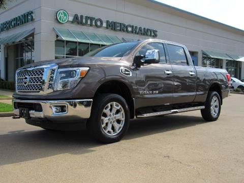 2016 Nissan Titan XD for sale in Plano, TX
