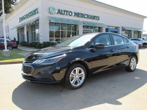 2017 Chevrolet Cruze for sale in Plano, TX