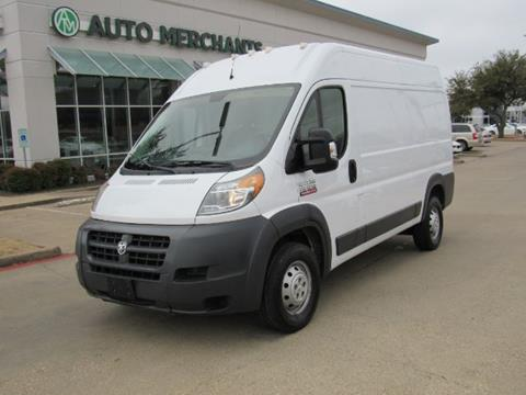 2015 RAM ProMaster Cargo for sale in Plano, TX
