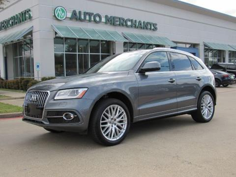 2017 Audi Q5 for sale in Plano, TX