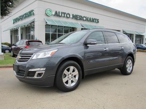 2013 Chevrolet Traverse for sale in Plano, TX
