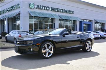 2011 Chevrolet Camaro for sale in Plano, TX