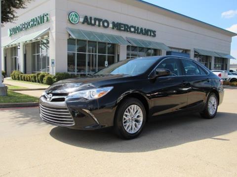 Auto Locators Of Texas >> Toyota Camry For Sale in Plano, TX - Carsforsale.com