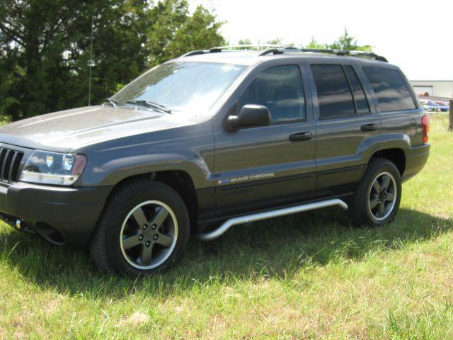 used 2004 jeep grand cherokee freedom edition 4dr in van alstyne tx at cavender motors. Black Bedroom Furniture Sets. Home Design Ideas