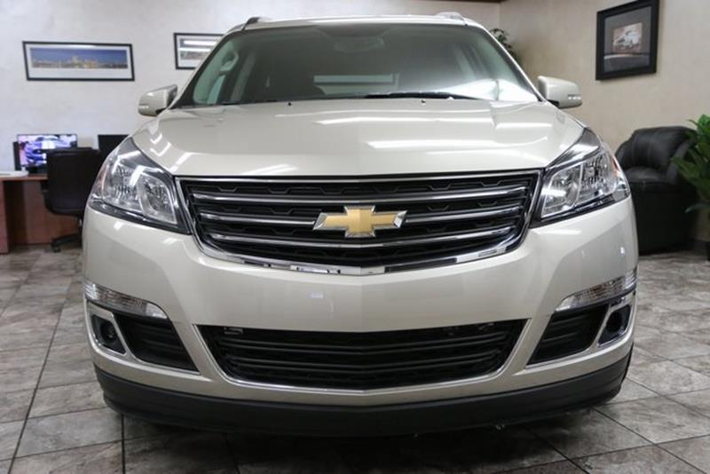 2014 Chevrolet Traverse AWD LT 4dr SUV w/2LT - Westfield IN