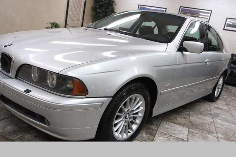 2003 BMW 5 Series 540i 4dr Sedan - Westfield IN